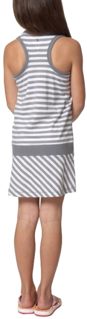 tommy hilfiger kleid tunika gestreift ex527981 ebay. Black Bedroom Furniture Sets. Home Design Ideas
